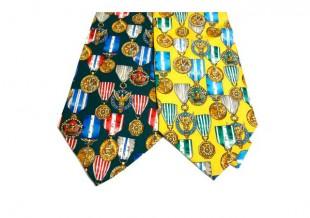 Corbata Medallas